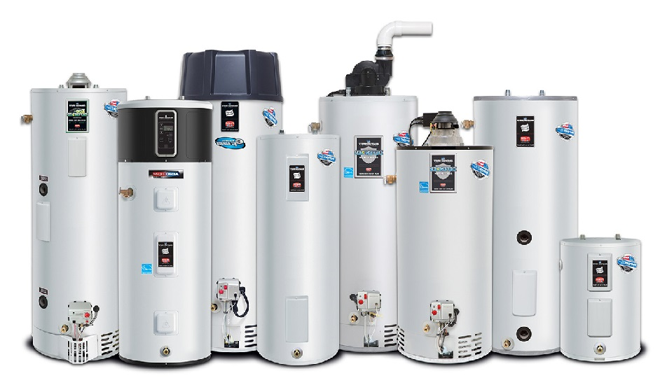 buying a hot water heater